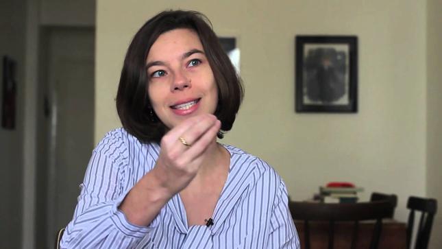Veronica começou a investigar a vocação metamórfica da artista em 2006, no pós-doutorado e é uma das autoras do livro Maria (Cosac Naify).